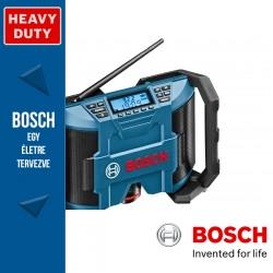 Bosch GPB 12V-10 Akkus rádió alapgép