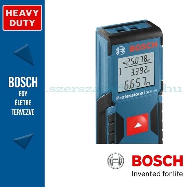 Bosch GLM 30 Professional Lézeres Távolságmérő