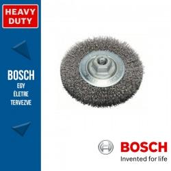 Bosch Korongkefe hullámosított dróttal, acél M14 115 mm, 0,3 mm