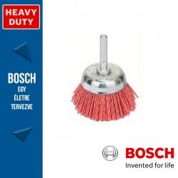 Bosch Fazékkefe nejlon dróttal 50 mm, 1,1 mm, szár: 6 mm