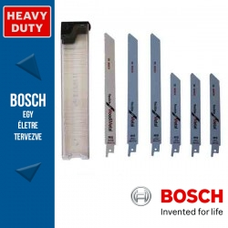 Bosch 6 részes szablyafűrészlap készlet