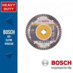 Bosch Standard for Universal Turbo gyémánt vágótárcsa sarokcsiszolókhoz 180 x 2,5 mm, 22,23 mm