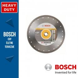 Bosch Standard for Universal Turbo gyémánt vágótárcsa sarokcsiszolókhoz 300 x 3,0 mm, 22,23 mm