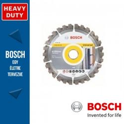 Bosch Best for Universal gyémánt vágótárcsa sarokcsiszolókhoz 150 x 2,4 mm, 22,23 mm