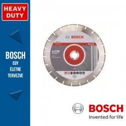 Bosch Standard for Marble gyémánt vágótárcsa sarokcsiszolókhoz 230 x 2,8 mm, 22,23 mm