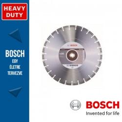 Bosch Best for Abrasive gyémánt vágótárcsa egyéb gépekhez 400 x 3,2 mm, 20/25,4