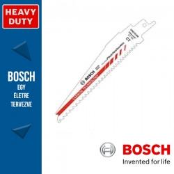 Bosch S 1267 XHM Endurance for Wood and Metal Demolition keményfém fogazású szablyafűrészlap 10db