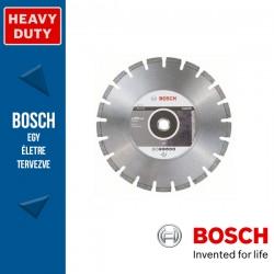 Bosch Standard for Asphalt gyémánt vágótárcsa egyéb gépekhez 350 x 3,2 mm, 25,4 mm