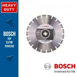 Bosch Standard for Asphalt gyémánt vágótárcsa egyéb gépekhez 350 x 3,2 mm, 20/25,4 mm