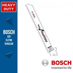Bosch S 711 DF Heavy for Wood and Metal szablyafűrészlap 5db