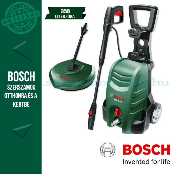Bosch AQT 35-12+ Magasnyomású mosó