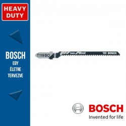 Bosch T 119 BO szúrófűrészlap Basic for Wood - 1db