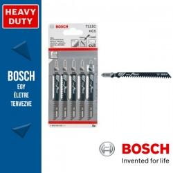 Bosch Szúrófűrészlap T 111 C Basic for Wood - 5db