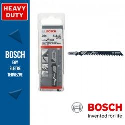 Bosch Szúrófűrészlap T 111 C Basic for Wood - 25db