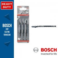 Bosch Szúrófűrészlap T 244 D Speed for Wood - 3db