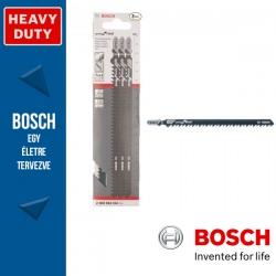 Bosch T 744 D szúrófűrészlap Speed for Wood, 180 mm - 3db