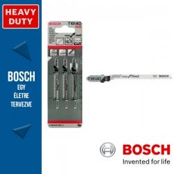 Bosch Szúrófűrészlap T 101 AO Clean for Wood - 3db