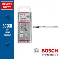 Bosch Szúrófűrészlap T 101 B Clean for Wood - 25db