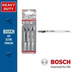 Bosch Szúrófűrészlap T 101 BR Clean for Wood - 3db