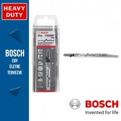Bosch Szúrófűrészlap T 308 BF Extraclean for Hard Wood - 25db