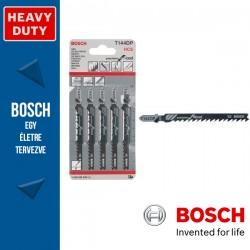 Bosch Szúrófűrészlap T 144 DP Precision for Wood - 5db