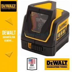 DeWalt DW0811-XJ 360° Önbeálló vonallézer