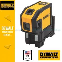 DeWalt DW0851-XJ Önbeálló 5 sugaras pontlézer