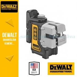 DeWalt DW089K-XJ Önbeálló vonallézer (keresztszálas)