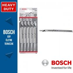 Bosch Szúrófűrészlap T 345 XF Progressor for Wood and Metal - 5db