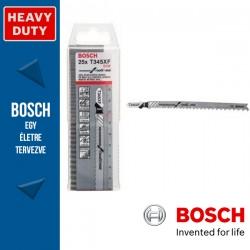 Bosch Szúrófűrészlap T 345 XF Progressor for Wood and Metal - 25db