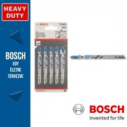 Bosch Szúrófűrészlap T 118 G Basic for Metal - 5db