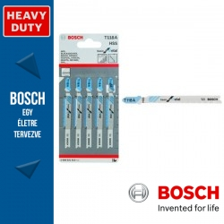 Bosch Szúrófűrészlap T 118 A Basic for Metal - 5db