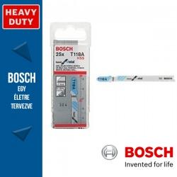Bosch Szúrófűrészlap T 118 A Basic for Metal - 25db