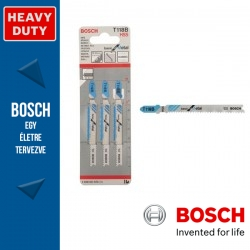 Bosch Szúrófűrészlap T 118 B Basic for Metal - 3db