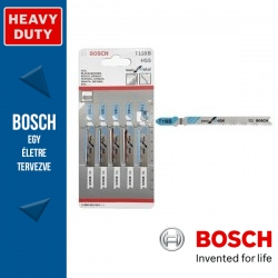 Bosch Szúrófűrészlap T 118 B Basic for Metal - 5db
