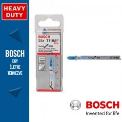 Bosch Szúrófűrészlap T 118 AF Flexible for Metal - 25db