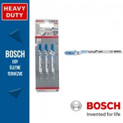 Bosch Szúrófűrészlap T 118 EOF Flexible for Metal - 3db