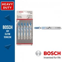Bosch Szúrófűrészlap T 118 GFS Basic for Inox - 5db