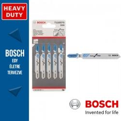 Bosch Szúrófűrészlap T 118 EFS Basic for Inox - 5db
