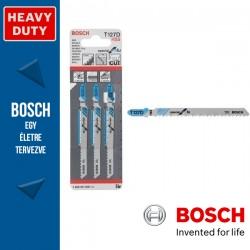 Bosch Szúrófűrészlap T 127 D Special for Alu - 3db
