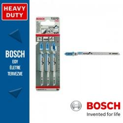 Bosch Szúrófűrészlap T 227 D Special for Alu - 3db