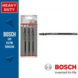 Bosch Szúrófűrészlap T 341 HM Special for Fiber and Plaster - 3db