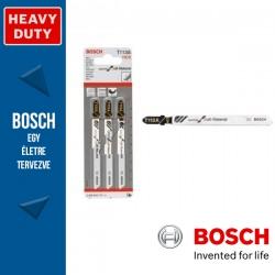 Bosch Szúrófűrészlap T 113 A Special for Soft Material - 3db