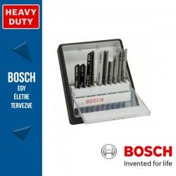 Bosch 10 részes Robust Line szúrófűrészlap készlet, speciális anyagokhoz