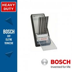 Bosch 6 részes Robust Line szúrófűrészlap készlet, Metal Profile
