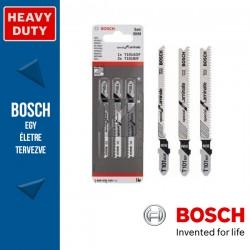 Bosch 3 részes szúrófűrészlap készlet, Special for Laminate (T befogatás)