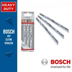 Bosch T 144 DHM Endurance for Wood Szúrófűrészlap - 3db