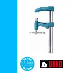 URKO csapágyazott dugattyús párhuzamszorító 140x400/40x10mm U4003-P