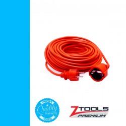 Z-TOOLS lengő hosszabbító kábel PVC szig. 20m 3x1,5 230V