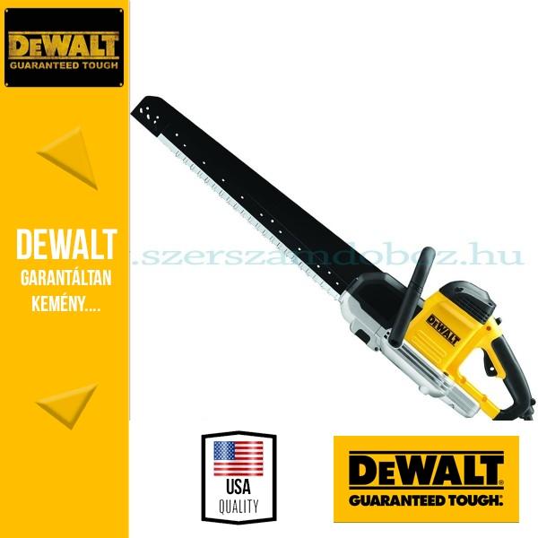 DeWalt DWE399-QS ALLIGATOR fűrész 430 mm